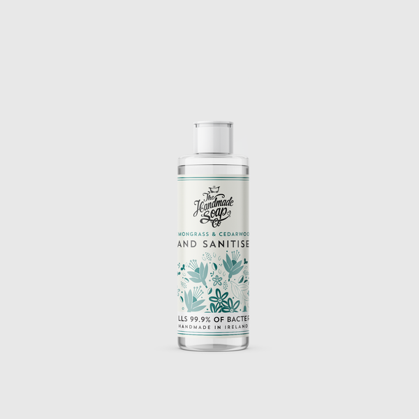 Hand Sanitiser - Lemongrass & Cedarwood | 50ml