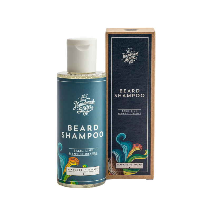 Handmade Natural Beard Shampoo