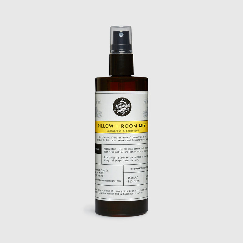 Pillow + Room Mist - Lemongrass & Cedarwood | 100ml