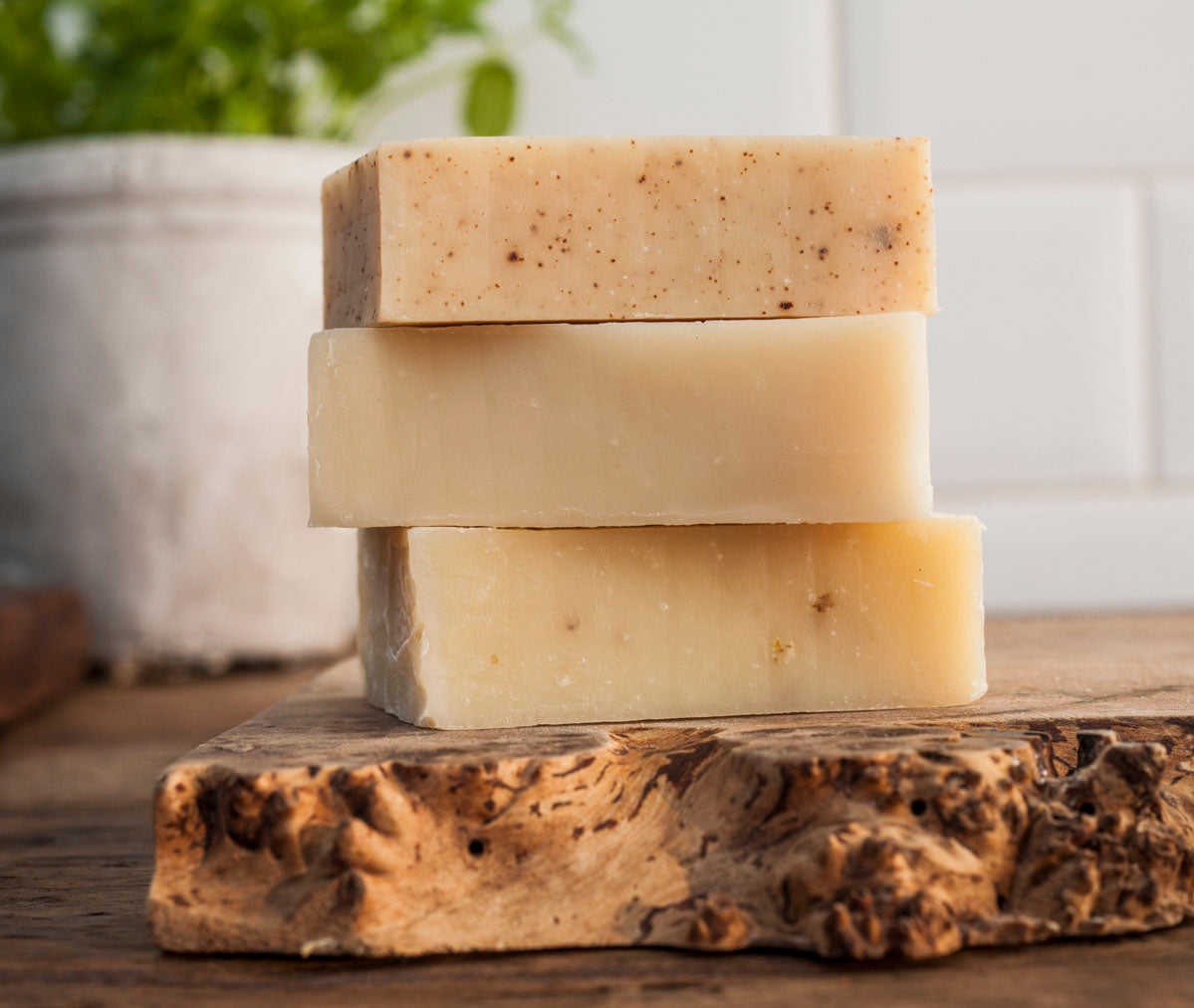 Our<br> Handmade Soap