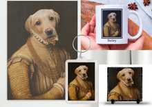 Load image into Gallery viewer, Renaissance portrait