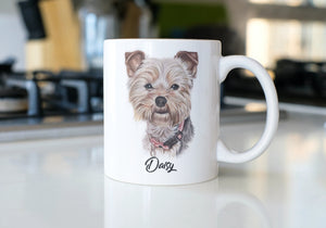 11oz printed mug upgrade-painted-paws