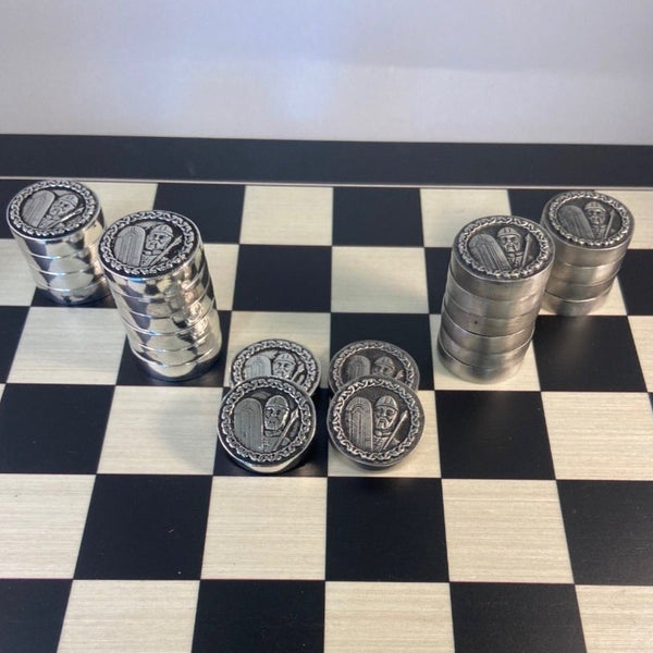 Celtic Draughts Set SHIPPING INCLUDED
