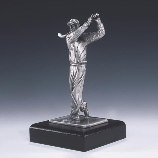 THE SWING. MADE OF PEWTER METAL WITH SOFT SILVER FINISH. IRELAND ÉTAIN HARTZINN PELTRO