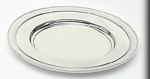 "Pewter Paten (5"" Diameter). SHIPPING INCLUDED"