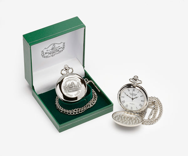 GENTS QUARTZ POCKET WATCH