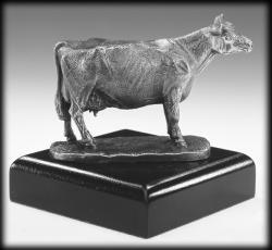 THE COW SCULPTURE