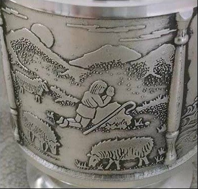 St. Patrick's Tankard. PRICE INCLUDES SHIPPING