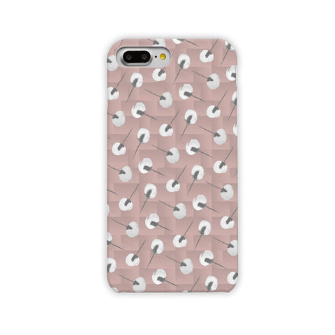 Almost Pink Hard Phone Case