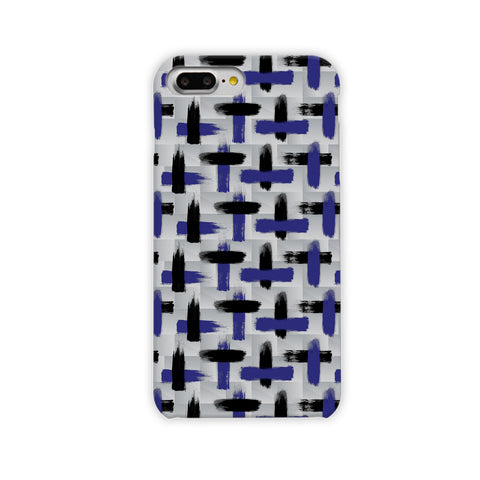 Double Crossed Hard Phone Case