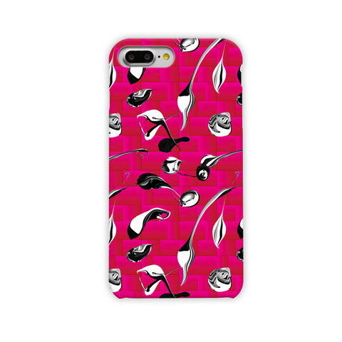 Hollywood Glamour Hard Phone Case
