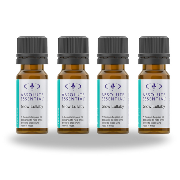 Glow Lullaby Organic Essential Oil 4 pack