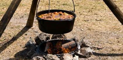 Camp Oven Stew