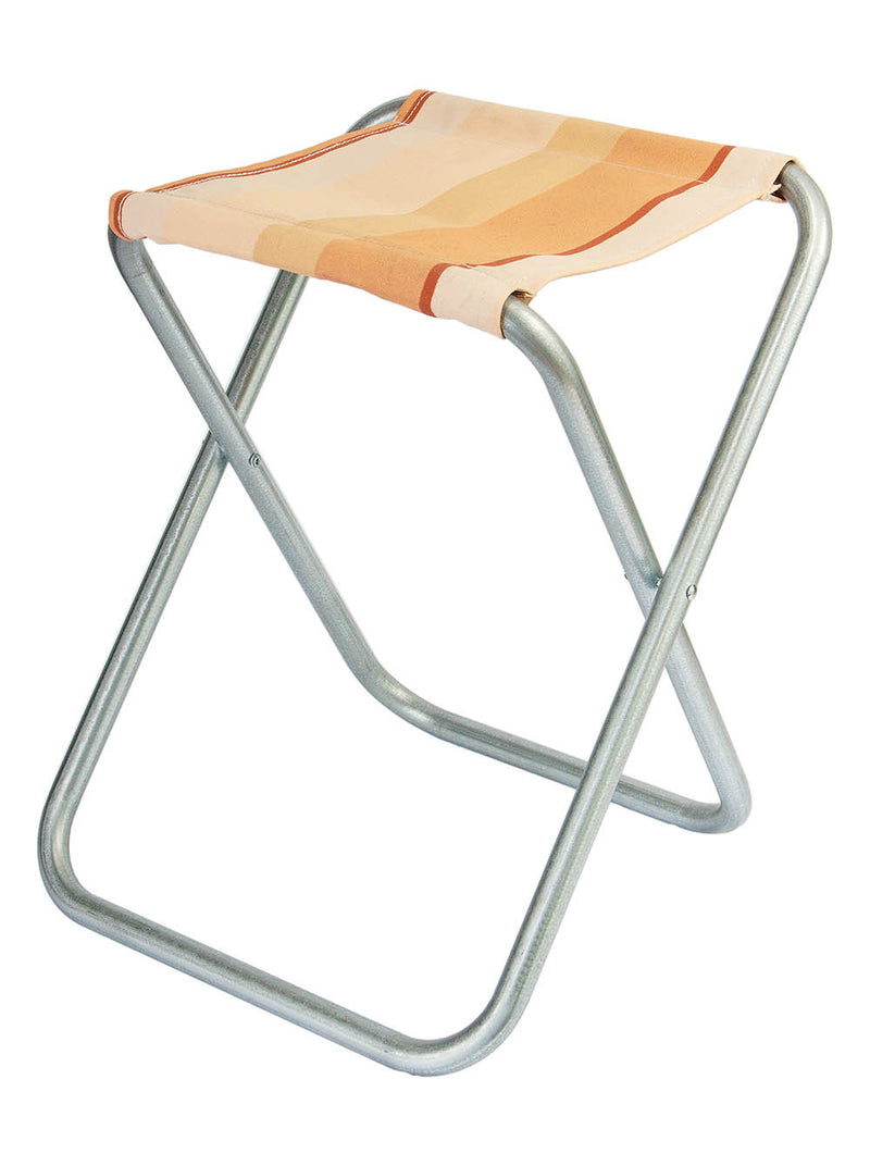 HOOP LEG STOOL - All About Camping
