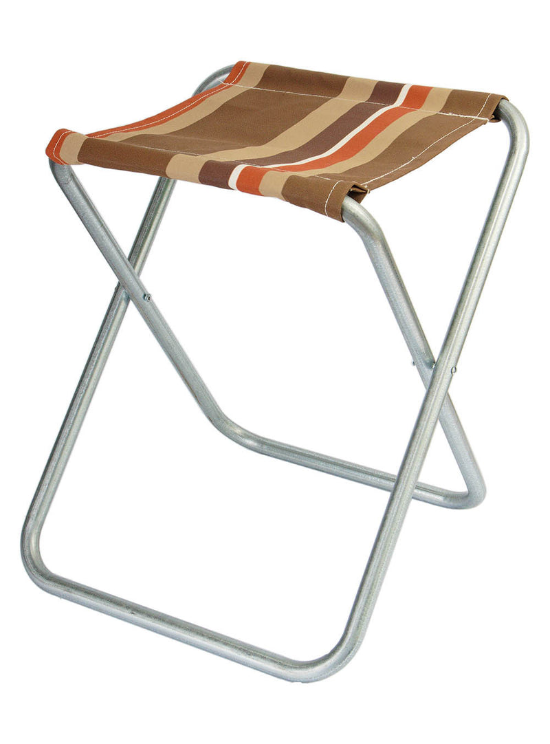 King Size Hoop Leg Stool - All About Camping