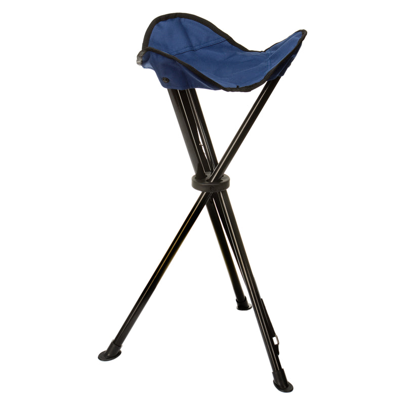 Tri Leg Camping Stool 70kg Weight Rating - All About Camping