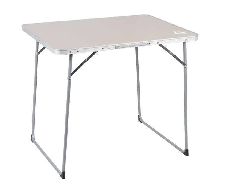 Camping or Caravan Light Weight Table 80cm x 60 x 70cm - All About Camping