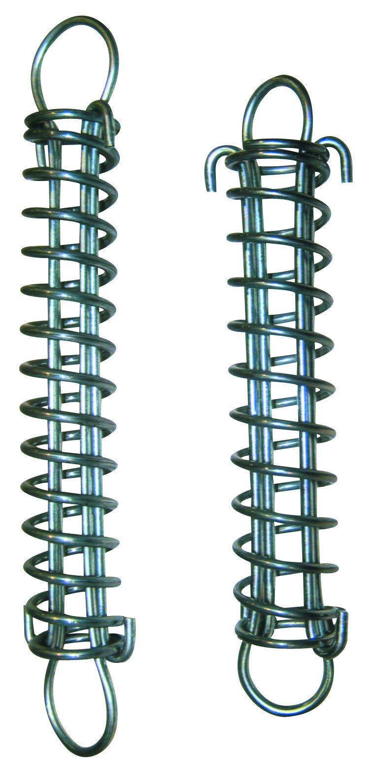 Trace Springs with ring attached 200mm 4 Pack - All About Camping