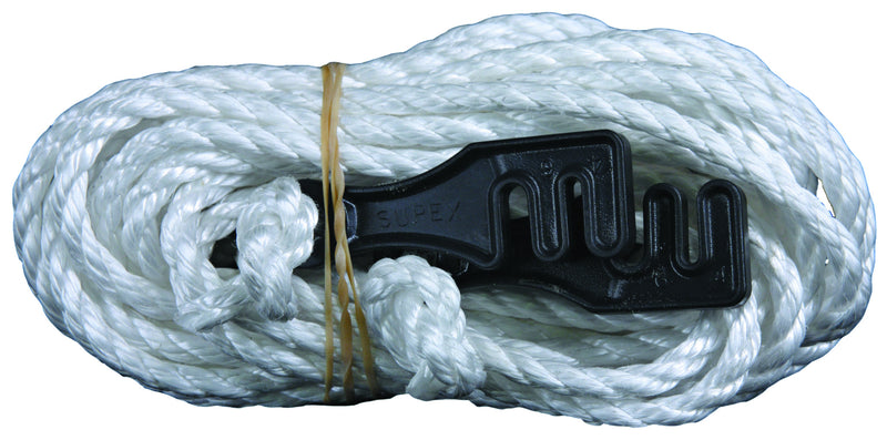 6mm Guy Rope Double Plastic Slide 4 Pack - All About Camping