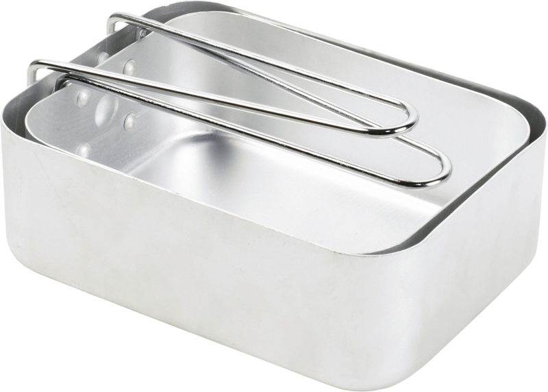 Aluminium Mess Kit - All About Camping