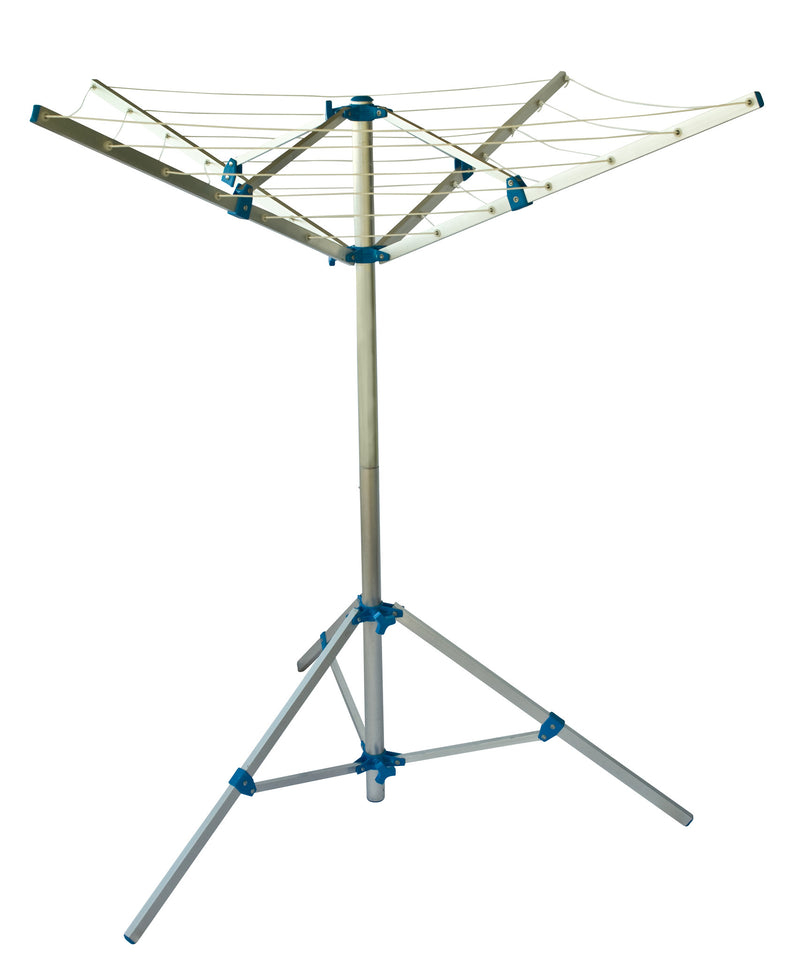 Portable Clothes Airer / Clothes Line - All About Camping