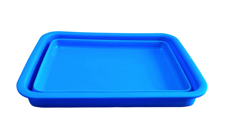 Collapsible Rectangle Dish