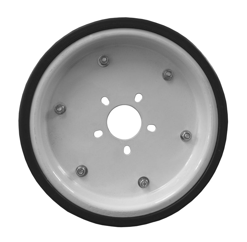 Caravan Stowing Wheel - All About Camping