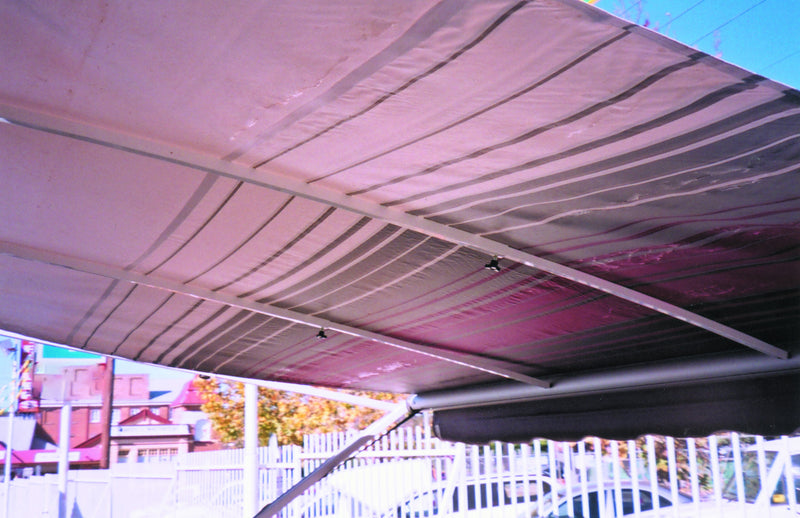 Caravan Awning Curved Roof Rafters - All About Camping