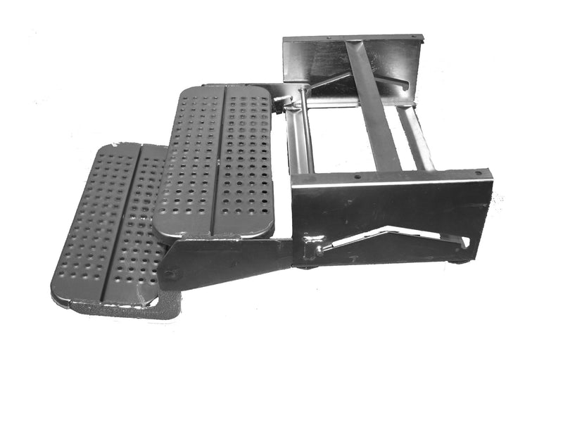 2 Stage Folding Double Caravan Step