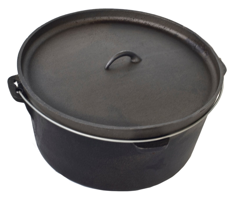 4.5 Quart Dutch Oven - All About Camping