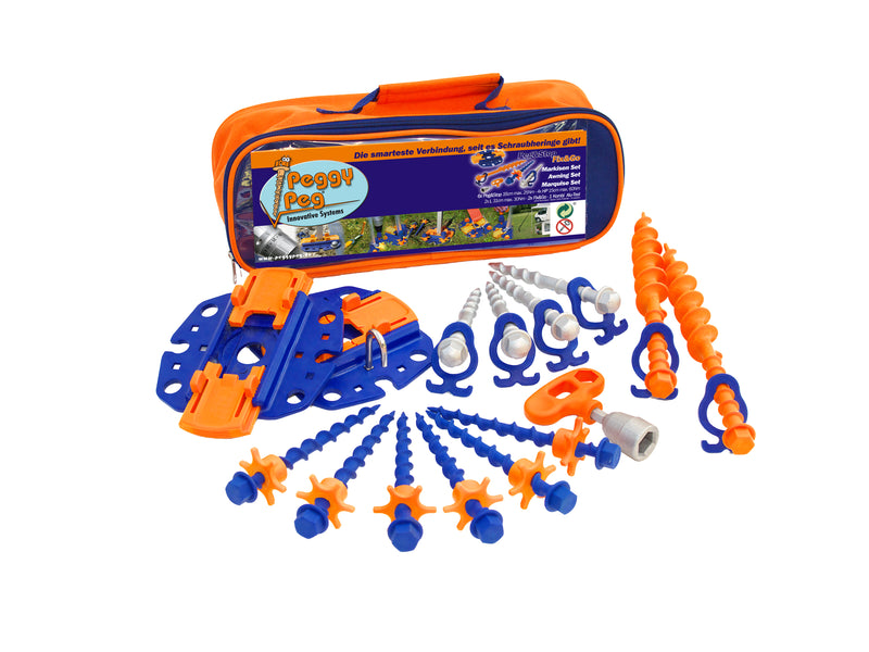 Peggy Peg Fix n Go Kit - All About Camping