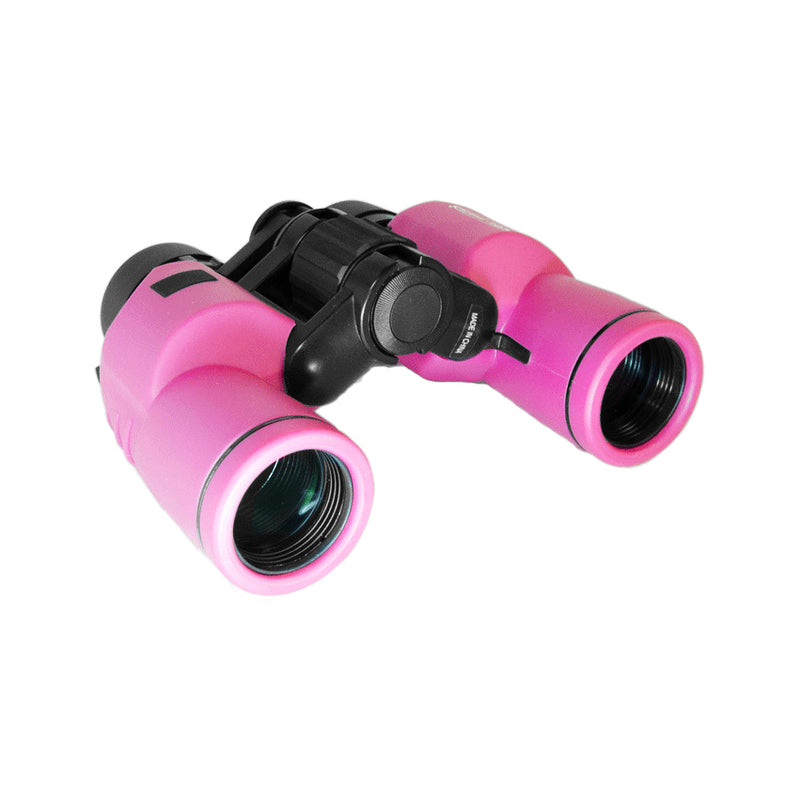Pink Skipper Binoculars S0730 - All About Camping