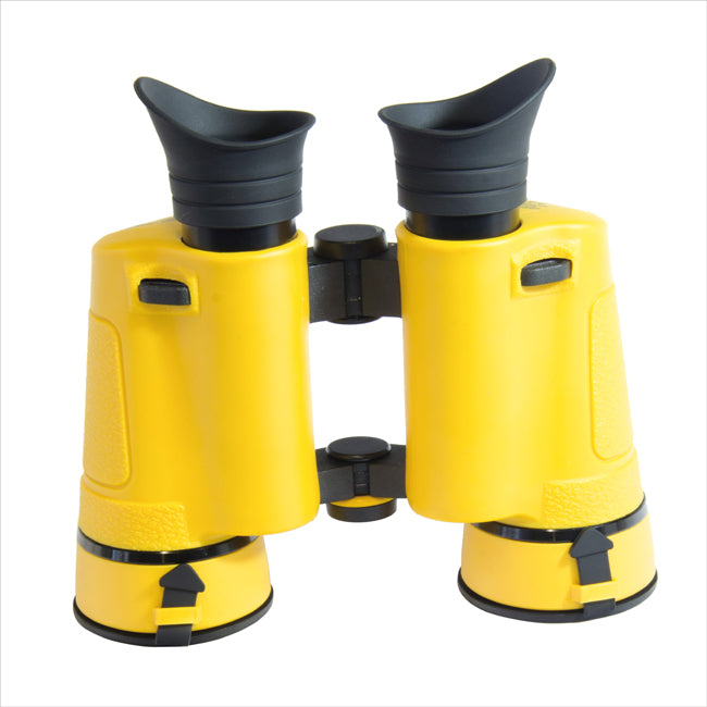 Yellow Skipper Binocular 7×50 Porro Waterproof S0750 - All About Camping