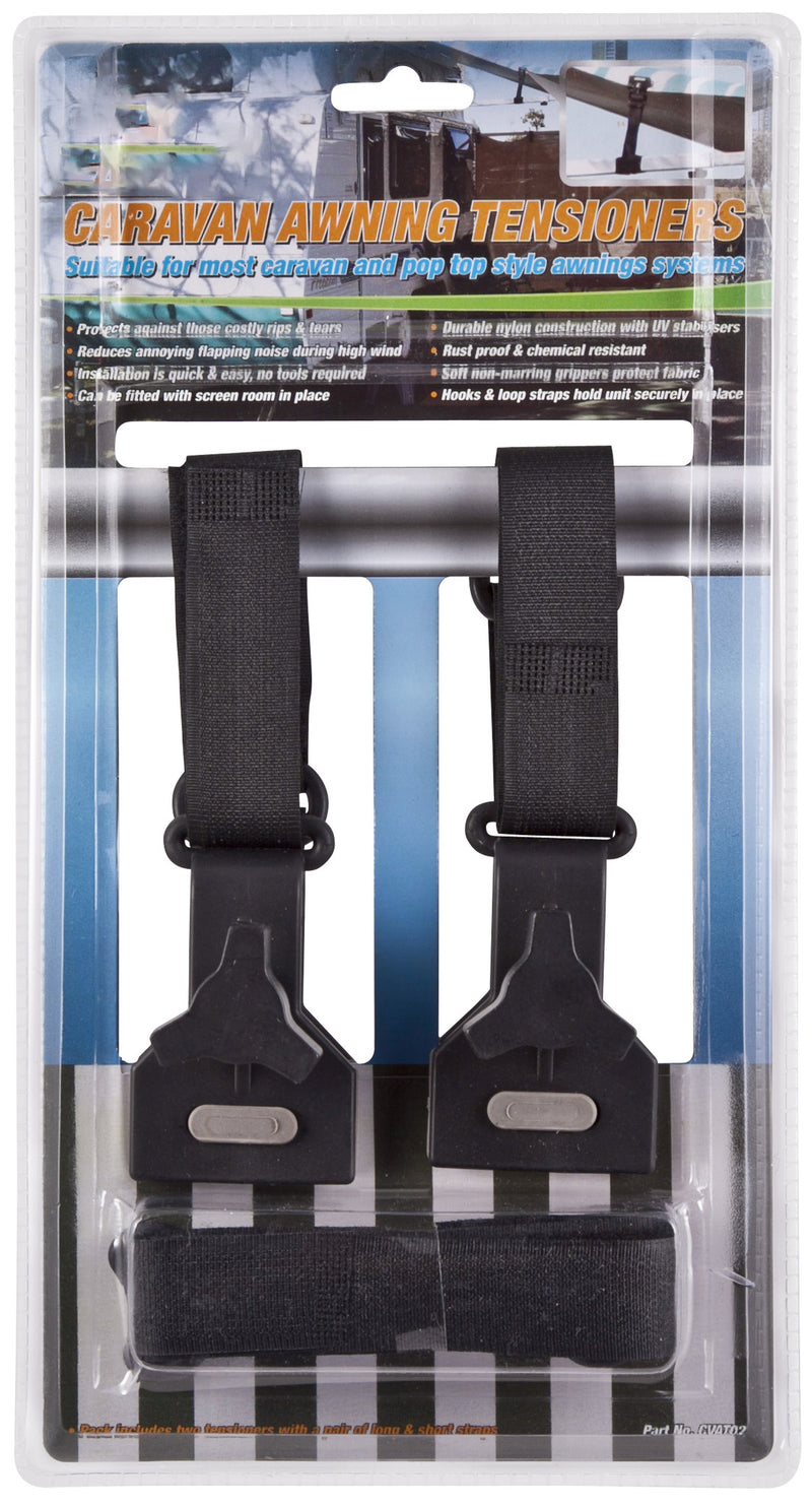 Supex Caravan Awning Tensioners Small 2 Pack - All About Camping
