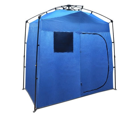 Portable Pop Up Shower Toilet Change Room Tent - All About Camping