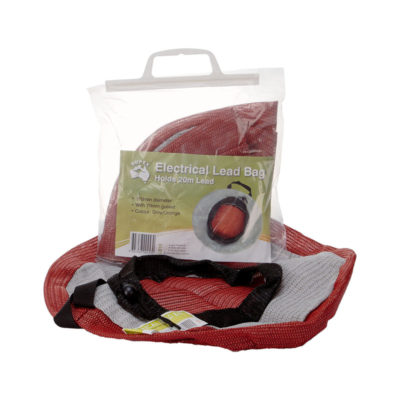 Electrical Lead Storage Bag