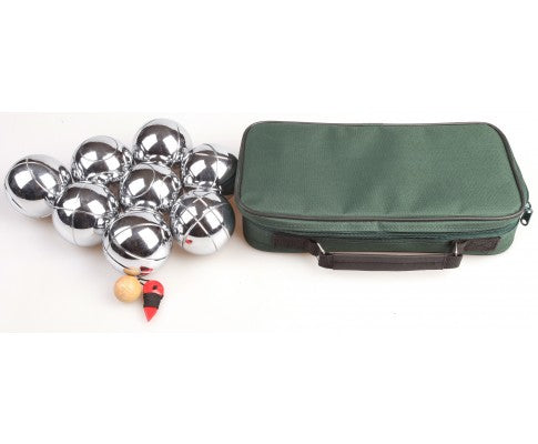 Deluxe Boules Bocce 8 Alloy Ball Set - All About Camping