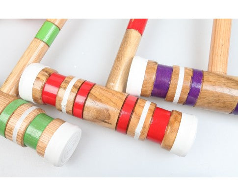 Croquet Set - Up to 6 Players - All About Camping