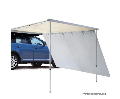 Car Shade Awning 2.5 X 3M W/ Extension 3 X 2M