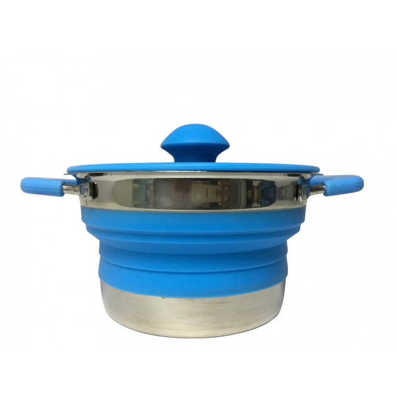 Collapsible Saucepan - All About Camping