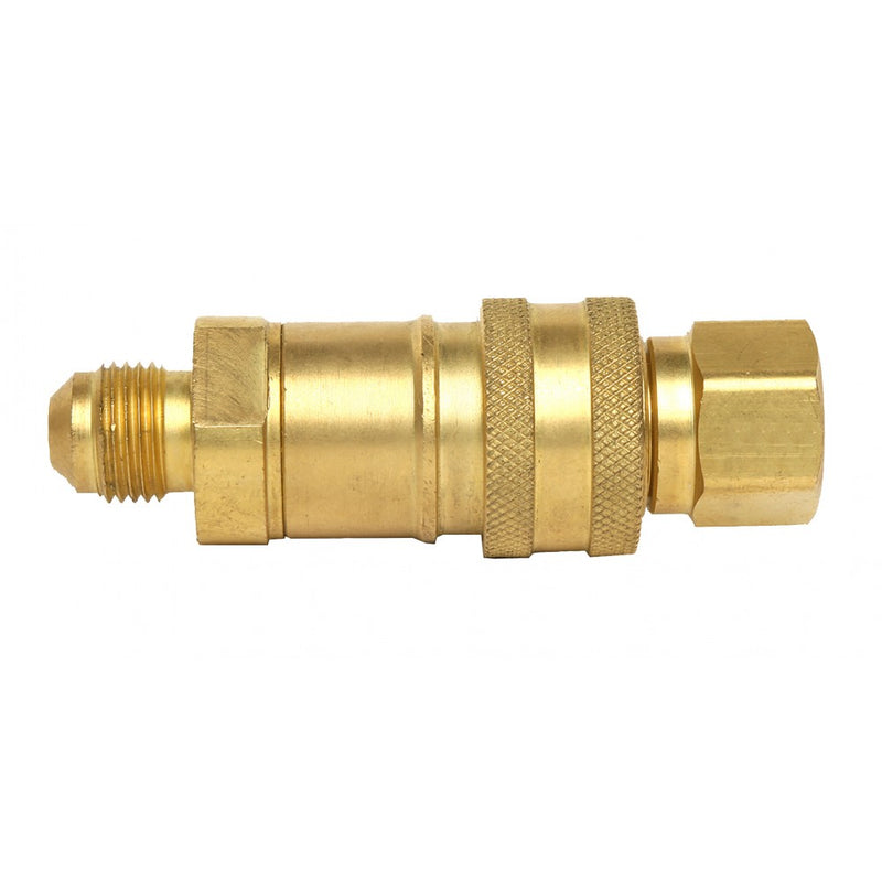 Adaptor Gas Fitting 3/8 SAEM QC80 - All About Camping