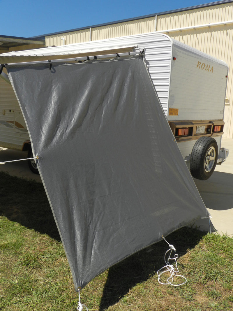 Pop Top Caravan Privacy Screen - All About Camping