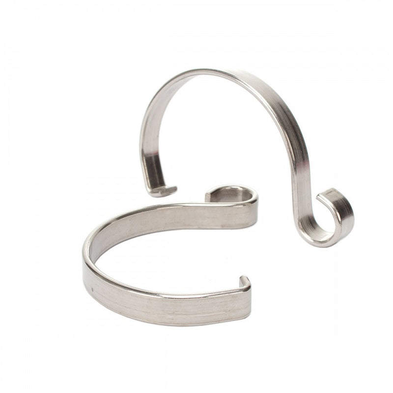 Stainless Steel Caravan Awning Rope Clips - All About Camping