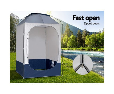 Camping Shower Tent - Single - All About Camping