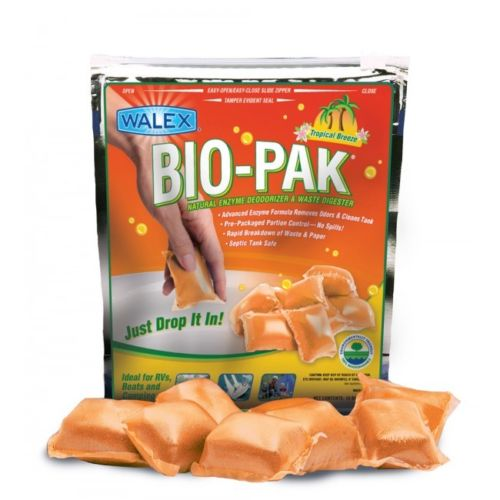 Walex Bio-Pak 15 Sachets Tropical Breeze - All About Camping