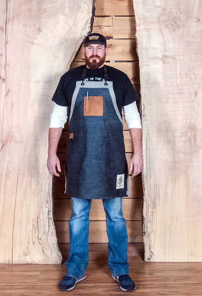 American-Made Work Apron