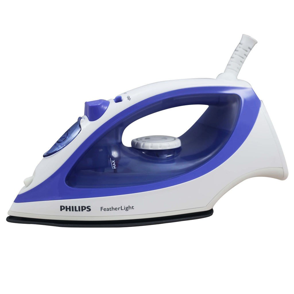Philips FeatherLight Steam Iron  with Non-Stick Soleplate GC1418