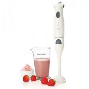 Black & Decker Stick Blender White SB3100-B5 300 W