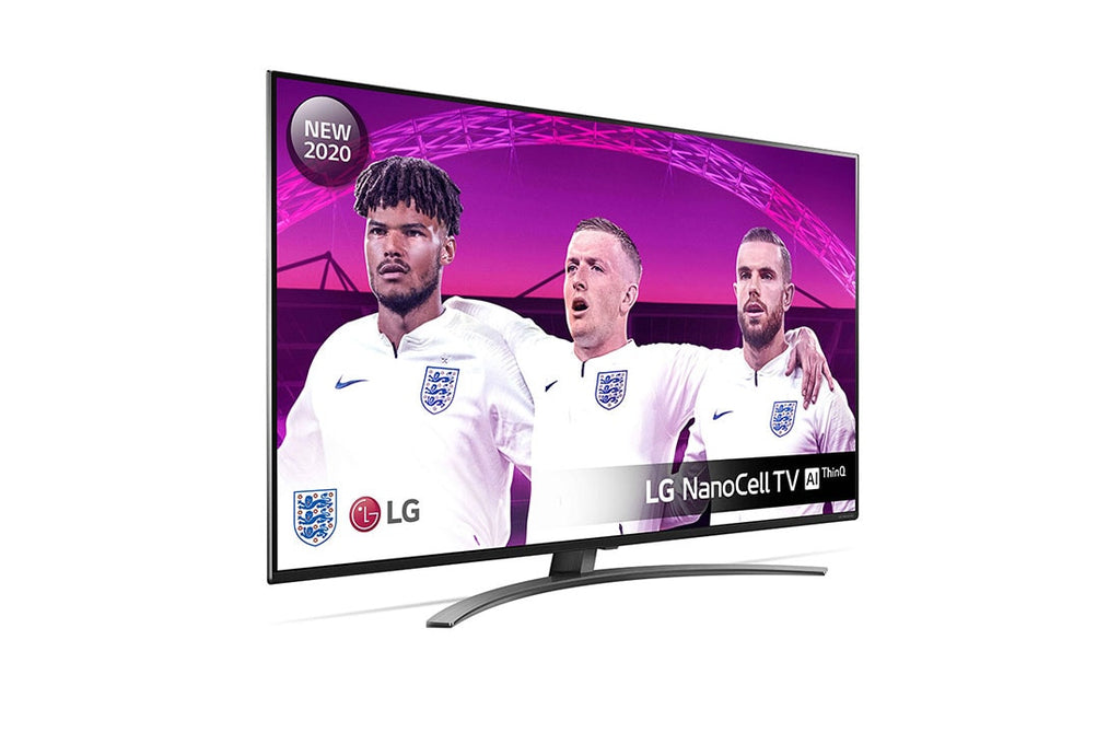 "LG TV 55"" Series, 4K Smart LED UHD TV NanoCell NANO86"