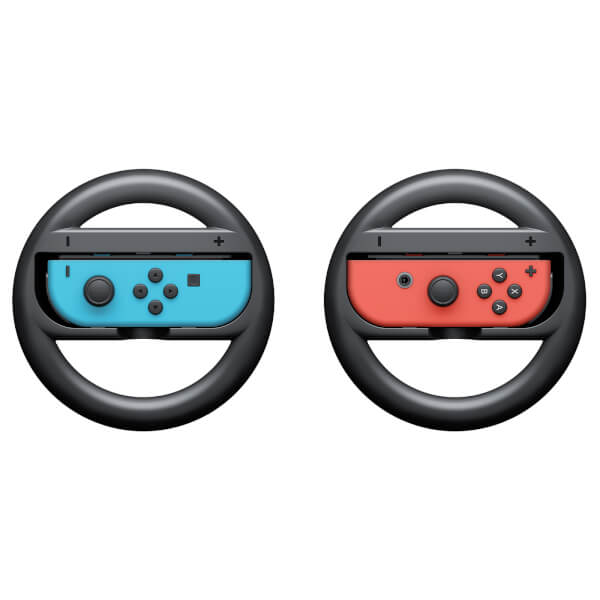 Nintendo Switch Joycon Wheel Pair